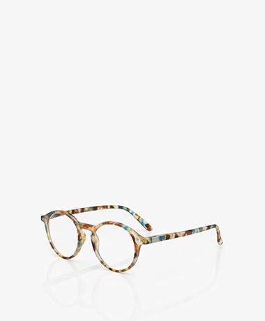 IZIPIZI READING #D Reading Glasses - Blue Tortoise