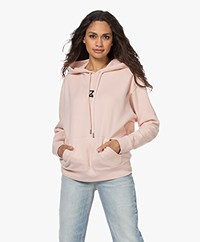 Zadig & Voltaire Spencer Photo Print Hooded Sweater - Peau