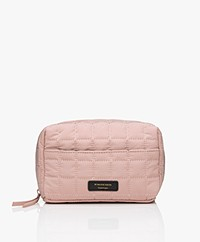 By Malene Birger Alwaysfull Quilted Cosmetic Case - Rose Powder