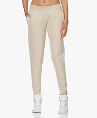 by-bar Jonas Organic Cotton Sweatpants - Chalk