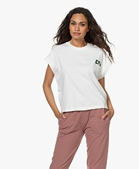 Dolly Sports Martina Cotton T-shirt - White