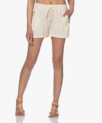 Josephine & Co Lotus Lyocell Shorts - Sand