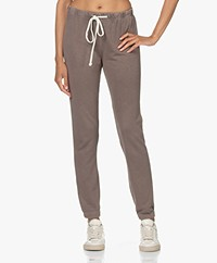 James Perse French Terry Sweatpants - Hazel