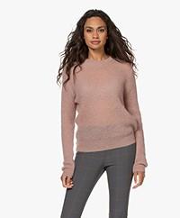 Filippa K Felicia Mohair-Wool Blend Sweater - Frosty Ros