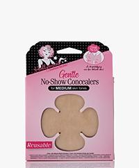 Hollywood Fashion Secrets Gentle No-Show Concealers - Medium Skintones