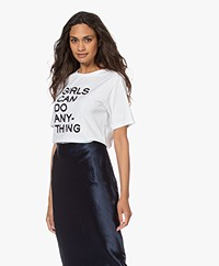 Zadig & Voltaire Bella Girls T-shirt - White