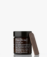 fine Deodorant Cream Jar - Senza Fragrance Free 30g