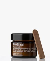 fine Deodorant Cream Jar - Vetiver Geranium 50g