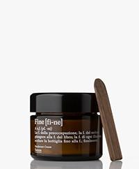 fine Deodorant Cream Jar - Senza Fragrance Free 50g