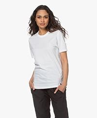 bassike Heritage Organic Cotton T-shirt - White